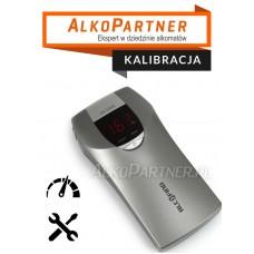 Kalibracja z wymianą sensora Alkomatu DA-5000