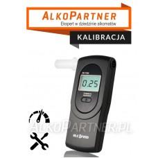 Kalibracja i Serwis Alkomatu DA-7100