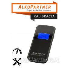 Kalibracja z wymianą sensora Caos CA-2010