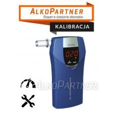 Kalibracja z wymianą sensora Alkomatu DA-5200
