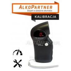 Kalibracja z wymianą sensora Alkomatu AL-6000 Lite Black
